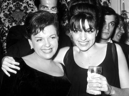 Liza Minnelli, Judy Garland