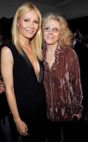 Gwyneth Paltrow, Blythe Danner
