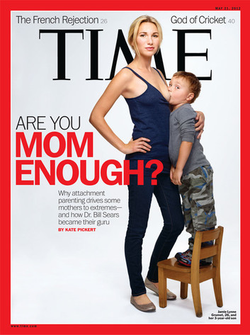 Time, Are You Mom Enough?