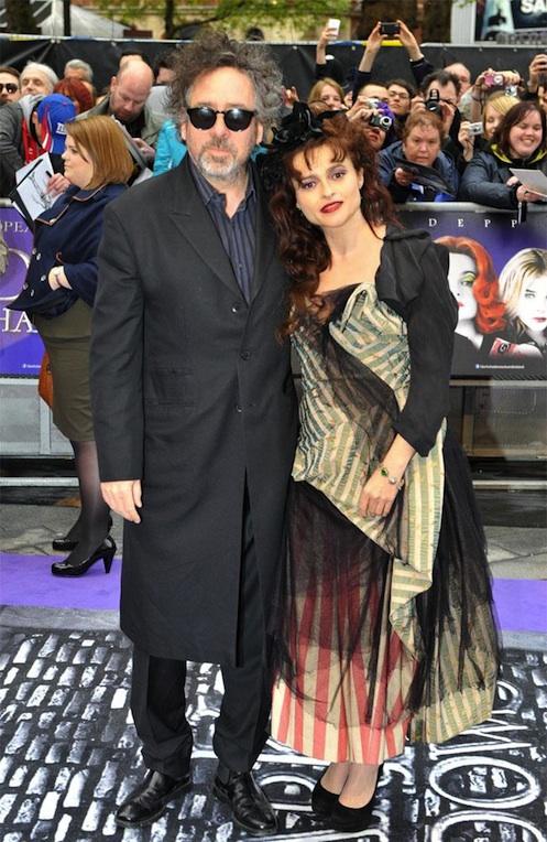 Tim Burton, Helena Bonham-Carter