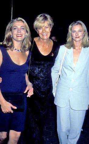 Natasha Richardson, Vanessa Redgrave, Joely Richardson