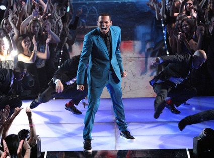 DANCING WITH THE STARS, Chris Brown