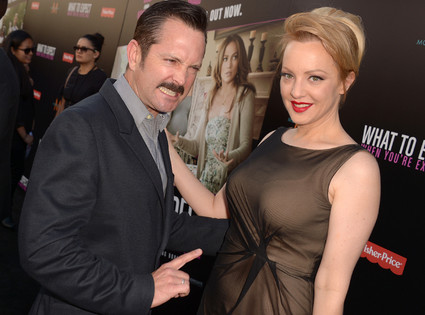 Thomas Lennon, Wendi McLendon-Covey, What to Expect Premiere