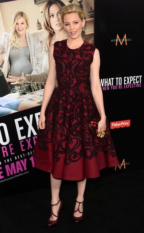Elizabeth Banks, What to Expect Premiere