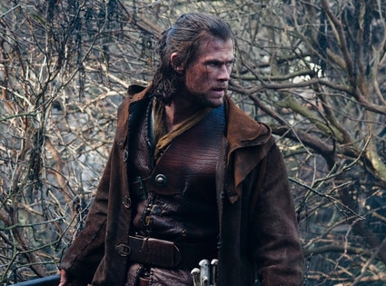 Chris Hemsworth, Snow White and the Huntsman, SWATH