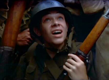 Nick Stahl, A Thin Red Line