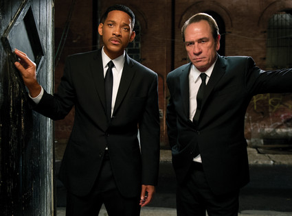 Men In Black 3, Will Smith, Tommy Lee Jones