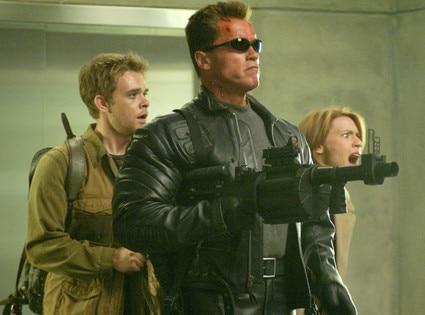 Nick Stahl, Claire Danes, Arnold Schwarznegger, Terminator 3