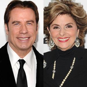 John Travolta, Gloria Allred