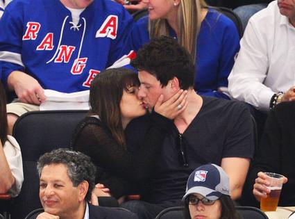 Lea Michele, Cory Monteith