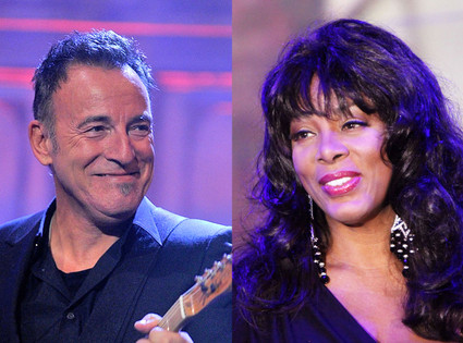 Bruce Springsteen, Donna Summer