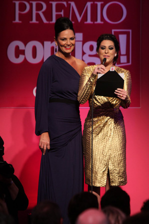 Premio Contigo, Fernanda Paes Leme, Luiza Brunet, Paola Oliveira, Fernanda Torres, Camila Pitanga