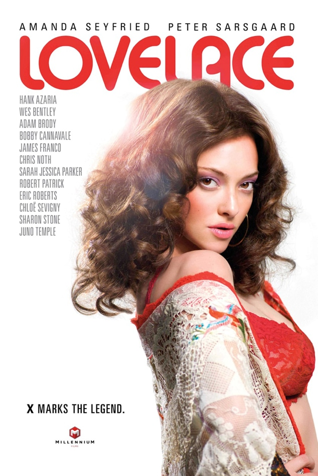 Amanda Seyfried, Loveless Poster