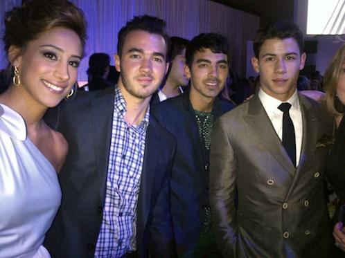 E! Upfront, Jonas Brothers