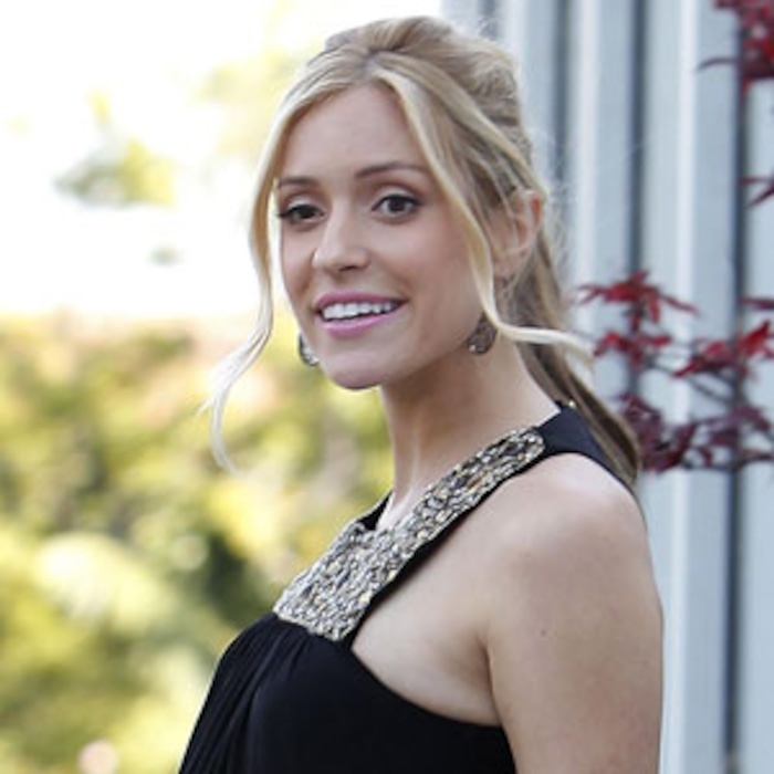 Mommy To Be Kristin Cavallari Throws Baby Shower Hills Style E