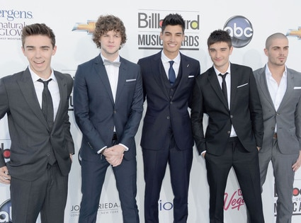 BILLBOARD MUSIC AWARDS, The Wanted