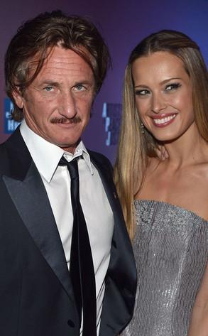 Sean Penn, Petra Nemcova