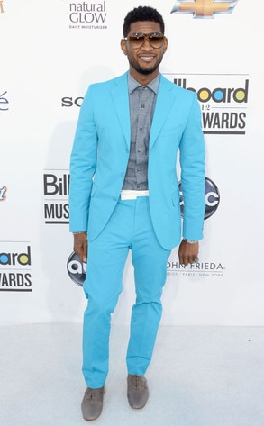 BILLBOARD MUSIC AWARDS, Usher