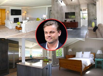Leonardo DiCaprio, Malibu Home