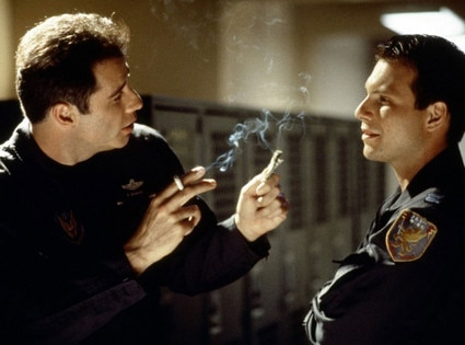 John Travolta, Christian Slater, Broken Arrow