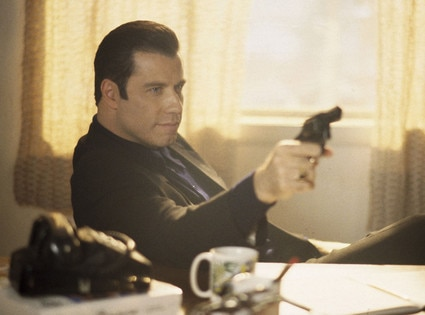 John Travolta, Get Shorty
