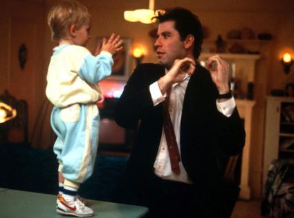 John Travolta, Look Who's Talking