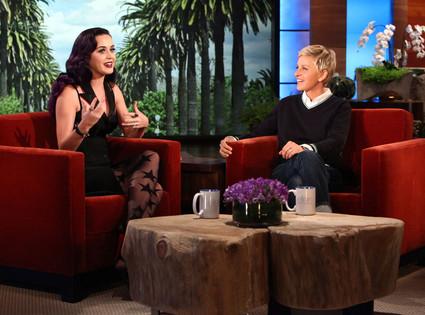 Ellen, Katy Perry