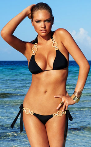 Kate Upton, Beach Bunny Ad Campaign