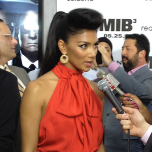 Nicole Scherzinger, Men in Black 3 Premiere