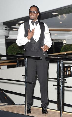 Sean Combs, Cannes Film Festival