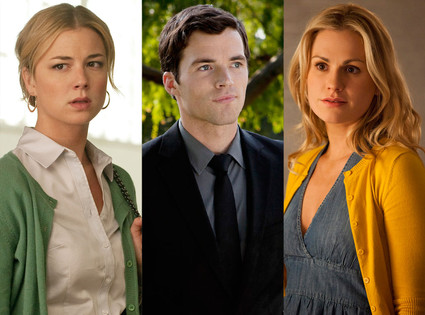 Emily VanCamp, Revenge, Ian Harding, Pretty Little Liars, Anna Paquin, True Blood