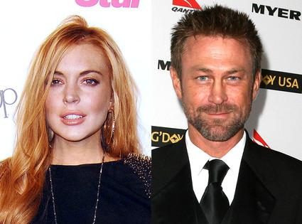 Lindsay Lohan, Grant Bowler