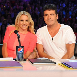 X Factor Judges,  L.A. Reid, Demi Lovato, Britney Spears, Simon Cowell
