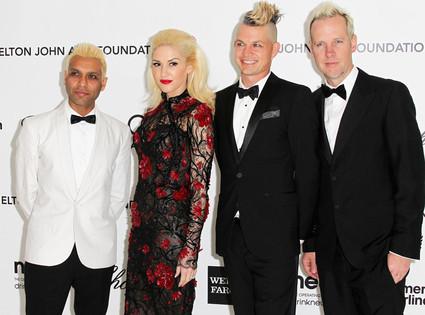 No Doubt, Tony Kanal, Gwen Stefani, Adrian Young, Tom Dumont