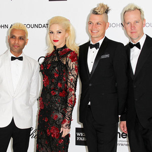 No Doubt, Tony Kanal, Gwen Stefani, Adrian Young, Tom Dumont