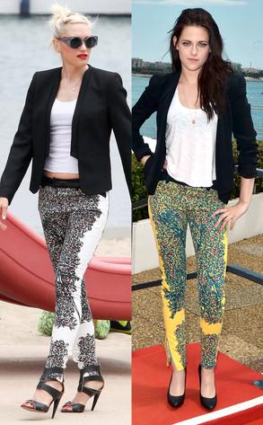 Gwen Stefani, Kristen Stewart