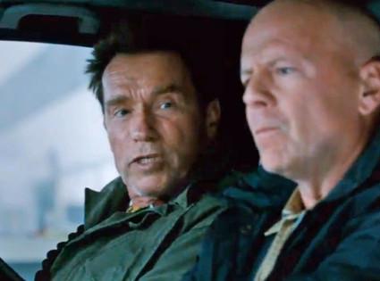 Expendable 2, Bruce Willis, Arnold Schwarzenegger