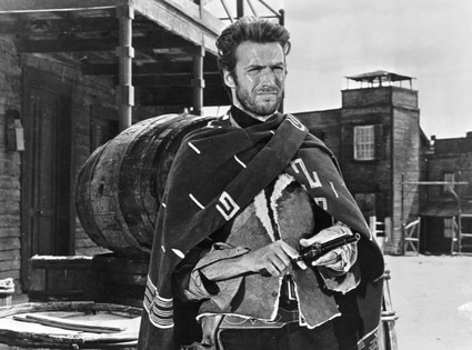 Clint Eastwood, A Fistful of Dollars