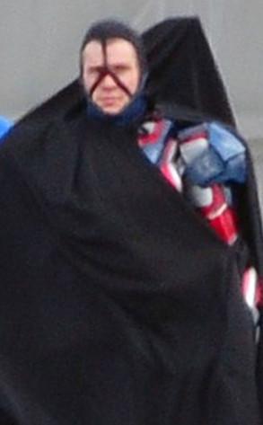 James Badge Dale, Iron Man