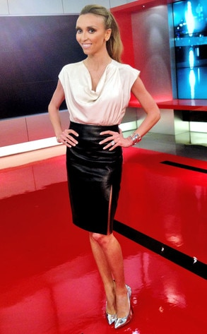 Giuliana Wardrobe