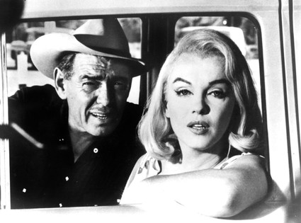 Marilyn Monroe, The Misfits