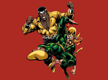 Luke Cage, Iron Fist