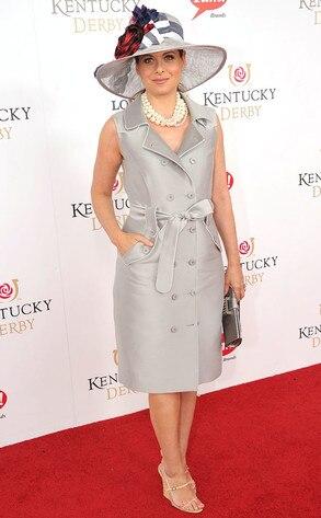 Kentucky Derby, Debra Messing
