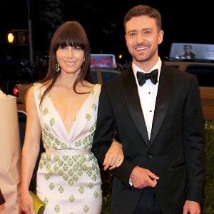 MET Gala, Jessica Biel, Justin Timberlake