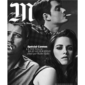 Le Magazine du Monde, Kristen Stewart