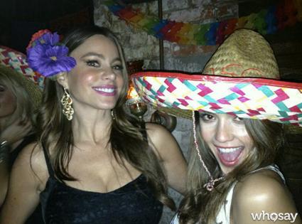 Sofia Vergara, Jessica Alba, WhoSay