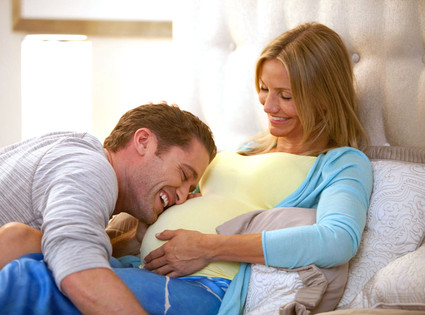Matthew Morrison, Cameron Diaz, What to Expect When You're Expecting