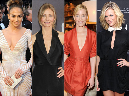Jennifer Lopez, Cameron Diaz, Elizabeth Banks, Brooklyn Decker