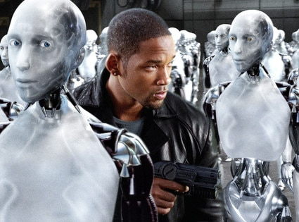 Will Smith, I Robot