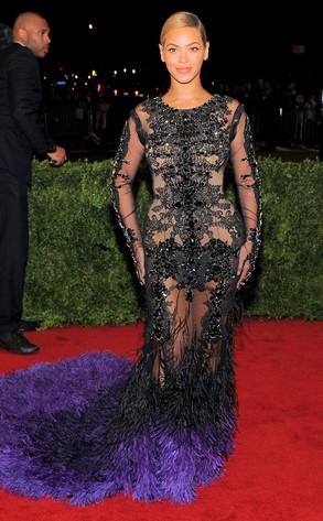 MET Gala, Beyonce Knowles